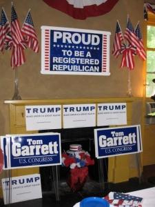 Garrett corner