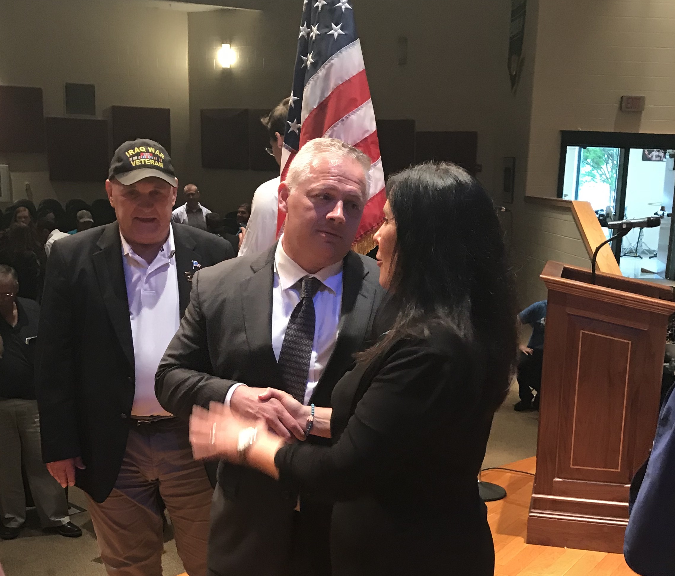 Denver Riggleman Will Be The Republican Nominee To Replace